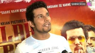 Randeep Hooda | Interview for Film Laal Rang