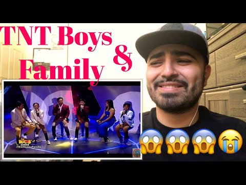 Reaction to TNT Boys and Family sing  Stand Up For Love  Stand By Me The Kids Choice Ph