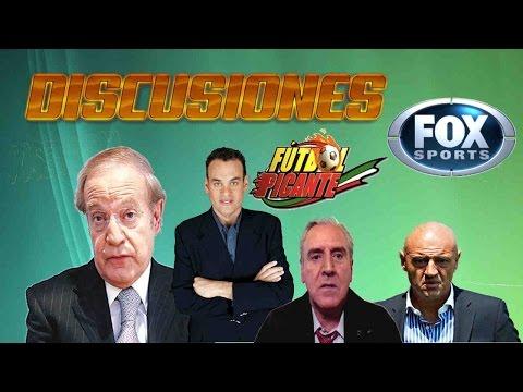 TOP Las 6 discusiones mas polémicas de programas deportivos mexicanos