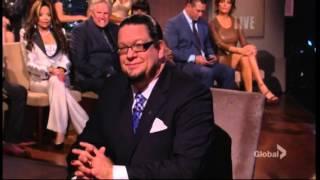 Penn Jillette's Finale on Celebrity Apprentice