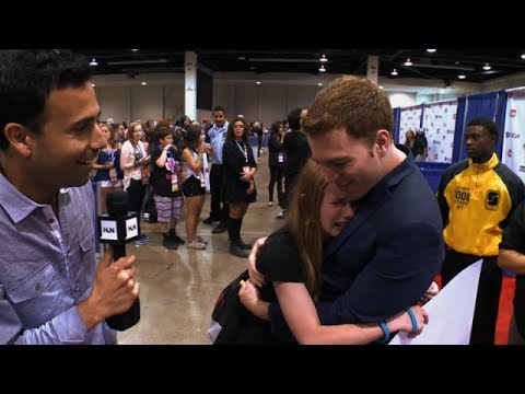 Xxx Mp4 There Will Be Tears Meet VidCon S Super Fans 3gp Sex