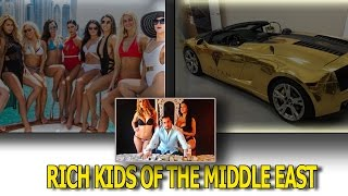 RICH KIDS OF THE MIDDLE EAST   THE MOST EXPENSIVE CAR EVENT IN THE WORLD!