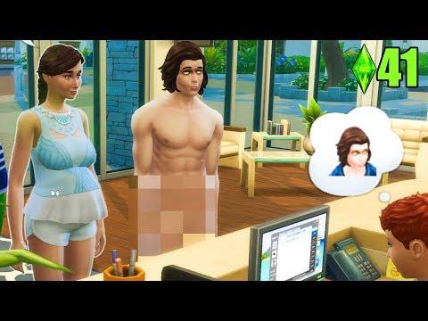 Manuels KIND kommt auf die WELT ☆ Sims 4