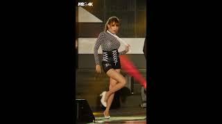[직캠] 140816 임진각 평화콘서트 - 레인보우 블랙 재경 ( Cha Cha )
