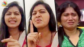Saravanan Meenakshi fame Rachitha slams Julie for her recent behaviour in BIGG BOSS   Crying Acting