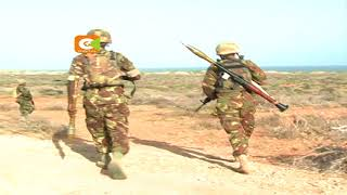 KDF kill Al-shabaab militants along Kenya-Somalia border