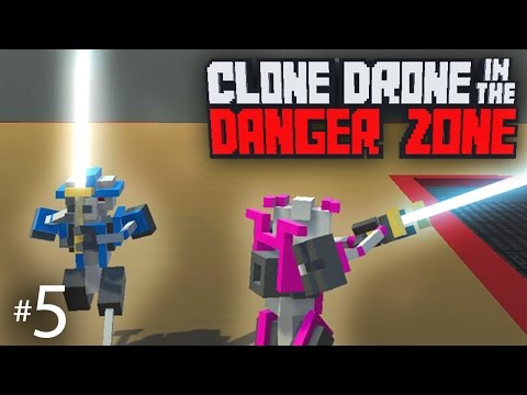 To Be Continued Clone Drone in the Danger Zone Ep. 5