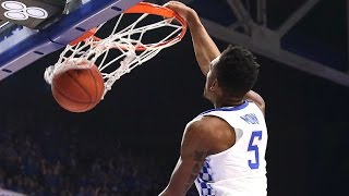 Malik Monk Punctuates Win With Highlight Reel Dunk | CampusInsiders