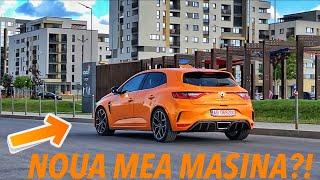 ÎMI CUMPĂR MAȘINA NOUA ?! noul Renault Megane RS 2018 280cp 🧡