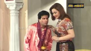Bashira In Trouble 2 Pakistani Stage Drama Trailer  Full Comedy Play