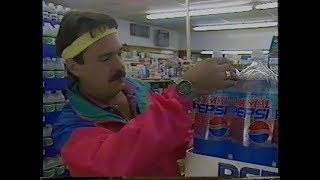CRYSTAL PEPSI Employee Training Video (1992)