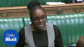 Fiona Onasanya addresses MPs as news breaks of alleged driving offence