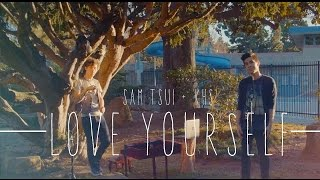 Love Yourself (Justin Bieber) - Sam Tsui + KHS Looping Cover | Sam Tsui