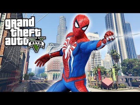 Xxx Mp4 GTA 5 Mods SPIDERMAN MOD 2 0 W PS4 SPIDERMAN GTA 5 Spiderman 2 0 Gameplay GTA 5 Mods Gameplay 3gp Sex