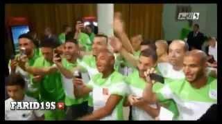 Cheb Khaled fait danser Vahid Halilhodzic