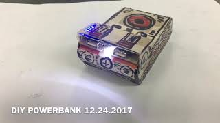 DIY Powerbank