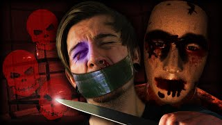 GETTING INTO THE RED ROOM!!! || Welcome To The Game ENDING (Deep Web Simulator)