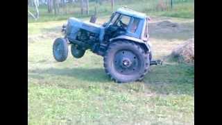 мощь трактора мтз80
