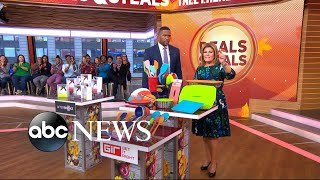 'GMA' Deals and Steals: Must-have home goods, jewelry and more