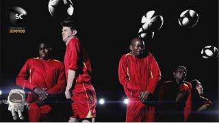 Electrons and Football: Stephen Hawkings Grand Designs (Sneak Peek)