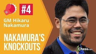 Nakamura's Knockouts: Blitz Chess Blunders
