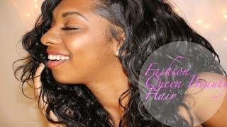 First Look |Brazilian Fashion Queen Beauty Hair Aliexpress