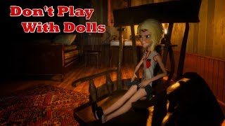 Ending (Escape through the hall) - Don't Play With Dolls