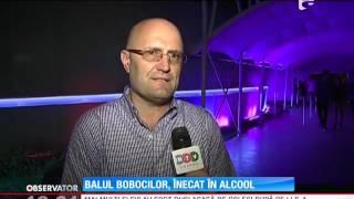 Balul bobocilor din Constanţa, stropit din plin cu băuturi interzise minorilor