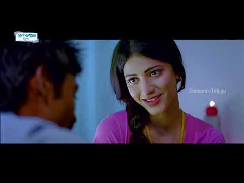 First Night Shruti Haasan and Dhanush First Night 3 Telugu Movie Scenes Sivakarthikeyan