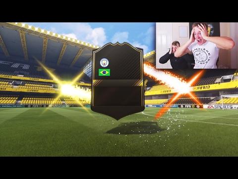 I PACKED JESUS!! 🎉 - GREATEST EVER FIFA 17 OTW PACK OPENING #OTW #FIFA17