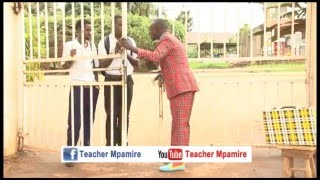 Respect my Profession Please Ple..what? Teacher Mpamire.(African Comedy)