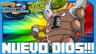 PINSIR EL DIOS!!! | BUG GYM CUP | Pokémon Duel | 8BitCR