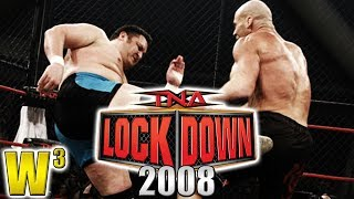 TNA Lockdown 2008 Review | Wrestling With Wregret
