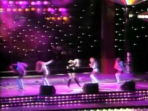 Festival de Viña 1990 Xuxa Arco iris