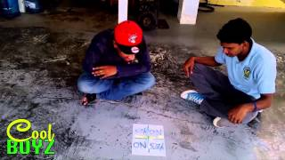 Charlie Charlie Challange - Guyanese Version