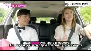 Jota x Jin Kyung cute moment