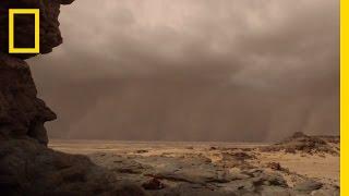 Mega Dust Storms   MARS