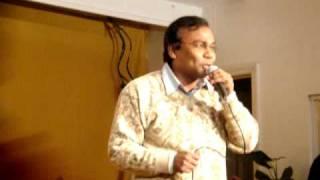 Babu Vai (Fazlur Rahman Babu) - Alpo Boyoser Sokhina - Dhaka Club, NY  www.1upinless.com