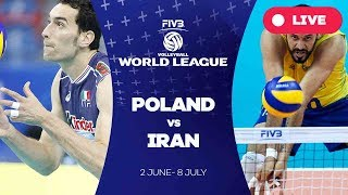 Poland v Iran - Group 1: 2017 FIVB Volleyball World League