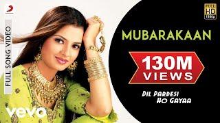 Dil Pardesi Ho Gaya - Mubarakaan Video | Kapil, Saloni