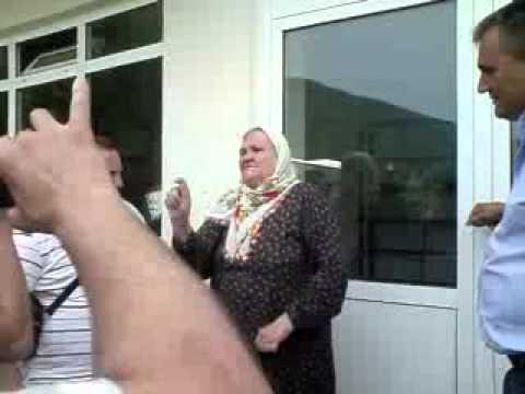 Srebrenica Fate prica