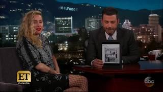 Miley Cyrus Defends Retracting Vanity Fair Apology