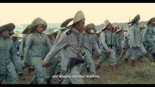 HENERAL LUNA Behind The Scenes: Military History Consultant