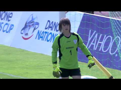 TOP 10 Goalkeeper Saves Danone Nations Cup 2015