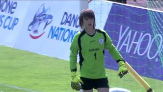 TOP 10 Goalkeeper Saves - Danone Nations Cup 2015