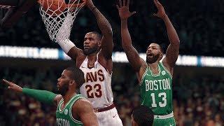 NBA LIVE 2018 Playoffs Cleveland Cavaliers vs Boston Celtics Full Game 6 NBA Finals | NBA LIVE 18
