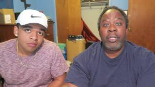 Dad talks about the N Word (Different video!)