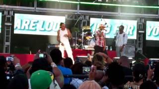Vybz Kartel @ Reggae Sumfest, MoBay 7-21-11 Performing