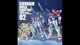 Gundam Build Fighters TRY OST 2 - 19 - Coli is Gitchon without