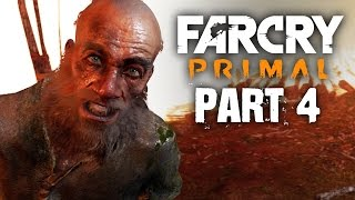 Far Cry Primal Gameplay Walkthrough Part 4 - TRAPPED (FULL GAME)